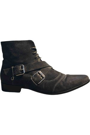 Tabitha Simmons \N Suede Ankle boots for Women