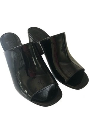 MARYAM NASSIR ZADEH \N Leather Mules & Clogs for Women