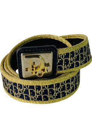 Dior VINTAGE \N Cloth Belt for Women