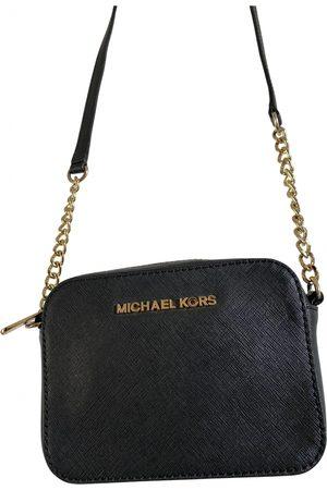 Michael Kors Women Clutches - Jet Set Leather Clutch Bag for Women