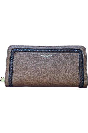 Michael Kors Leather Purses\, Wallets & Cases