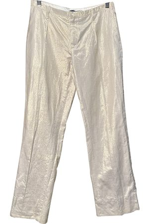 LEMAIRE VINTAGE \N Cotton Trousers for Women