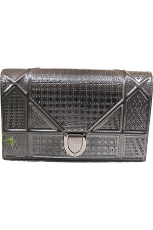 Dior Ama Patent leather Clutch Bag for Women