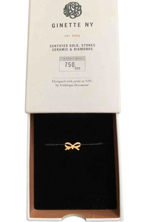 GINETTE NY Minis gold Necklace for Women