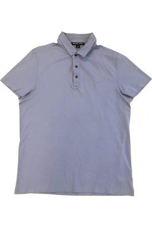 Michael Kors Men Polo Shirts - Cotton Polo Shirts