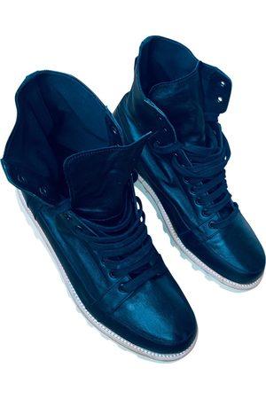 KRIS VAN ASSCHE \N Leather Boots for Men