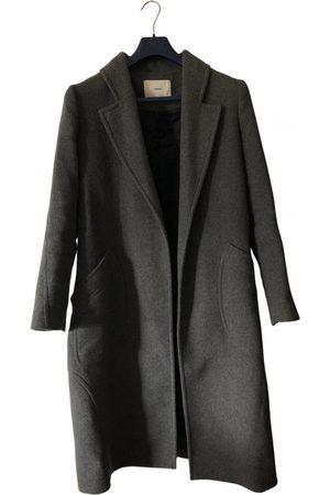 UTERQUE \N Wool Coat for Women