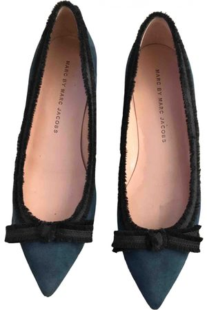 Marc Jacobs \N Suede Ballet flats for Women