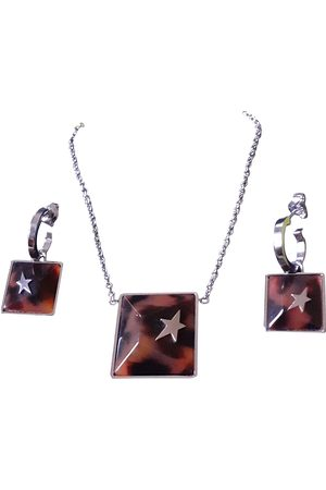 Thierry Mugler \N Metal Jewellery Set for Women