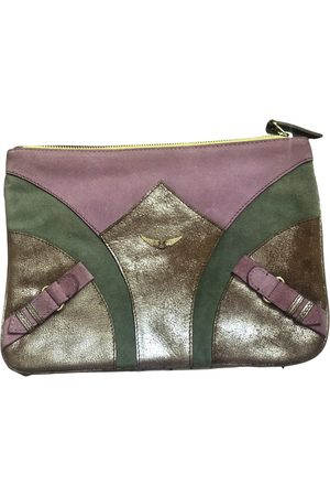 Zadig & Voltaire \N Leather Clutch Bag for Women
