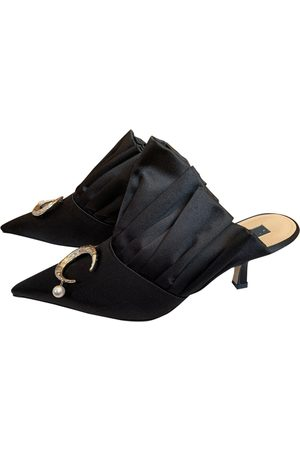Midnight 00 \N Cloth Sandals for Women