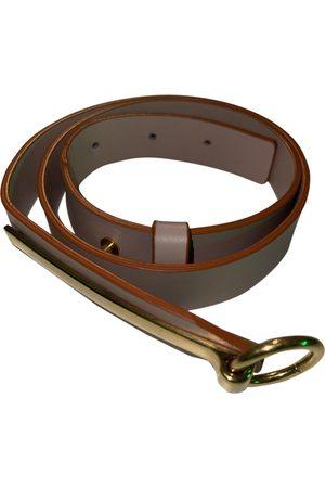 Marni \N Leather Belt for Women