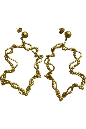 Mercedes Salazar \N Metal Earrings for Women