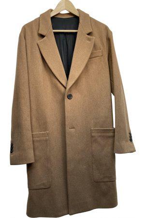 Ami \N Wool Coat for Men