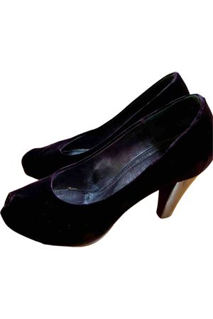 Jil Sander \N Velvet Heels for Women