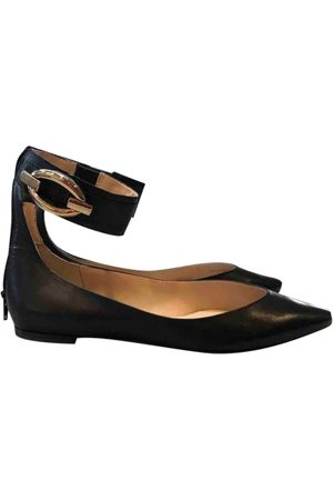 Diane von Furstenberg \N Leather Ballet flats for Women
