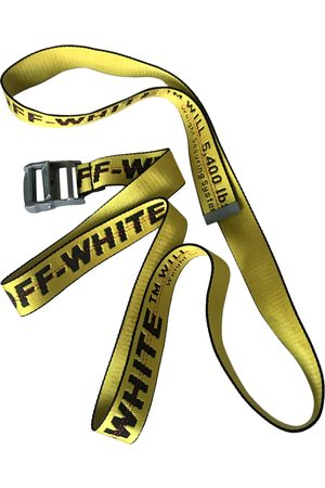 OFF-WHITE Men Belts - \N Belt for Men