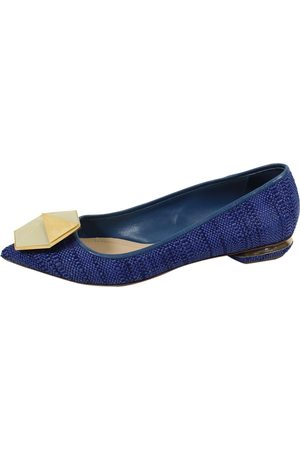 Nicholas Kirkwood \N Leather Ballet flats for Women