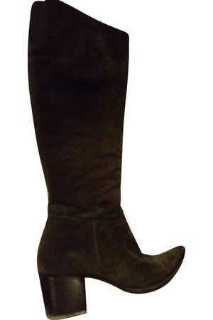 Hanky Panky \N Suede Boots for Women