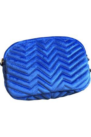 Maje Spring Summer 2020 Suede Clutch Bag for Women