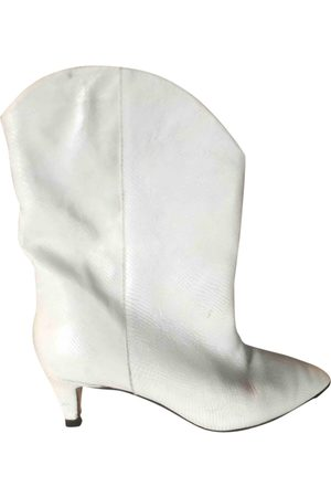 Isabel Marant \N Leather Boots for Women