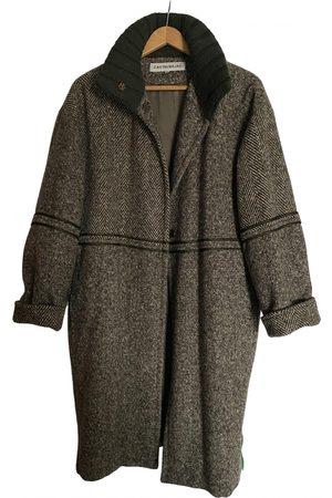 JC DE CASTELBAJAC VINTAGE \N Wool Coat for Women