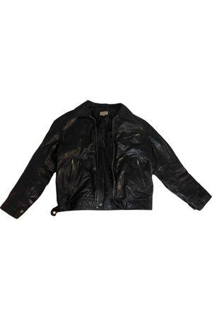 Calvin Klein VINTAGE \N Leather Jacket for Men