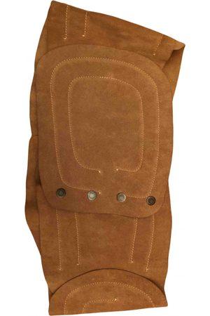 Philosophy di Alberta Ferretti \N Leather Belt for Women