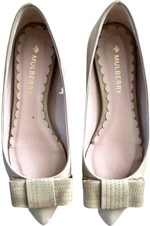MULBERRY \N Leather Ballet flats for Women