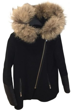 Sandro Women Coats - \N Wool Coat for Women