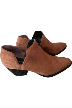 3.1 Phillip Lim Women Ankle Boots - \N Suede Ankle boots for Women