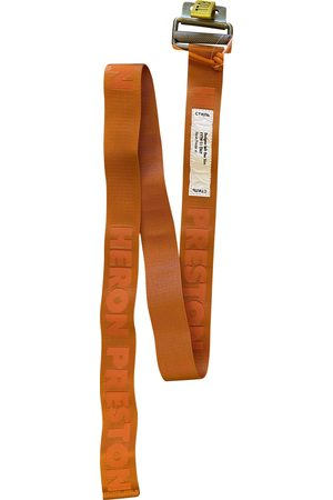 Heron Preston \N Cloth Belt for Men