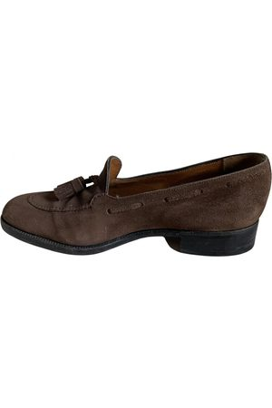 J.M. Weston VINTAGE \N Leather Flats for Women