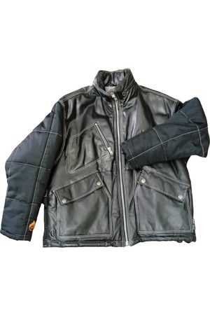 Y / PROJECT \N Leather Jacket for Men
