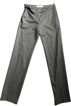 Dior \N Wool Trousers for Women