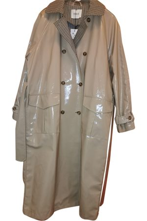 Envii \N Patent leather Trench Coat for Women