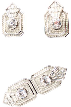 Dior VINTAGE \N Metal Jewellery Set for Women