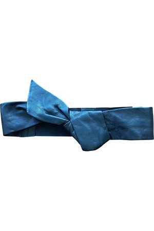 Maje \N Leather Belt for Women