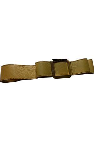 TEMPERLEY LONDON \N Leather Belt for Women