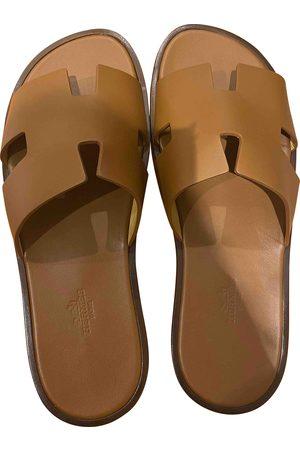 Hermès Izmir Leather Sandals for Men