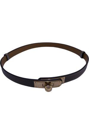Hermès Kelly Leather Belt for Women