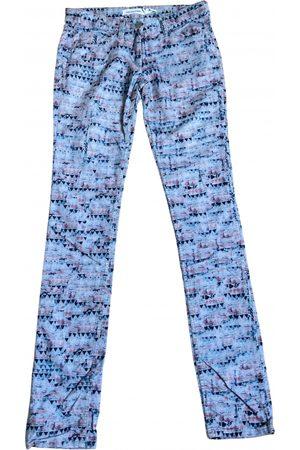 Isabel Marant \N Velvet Trousers for Women