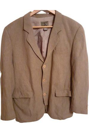 Calvin Klein \N Linen Jacket for Men