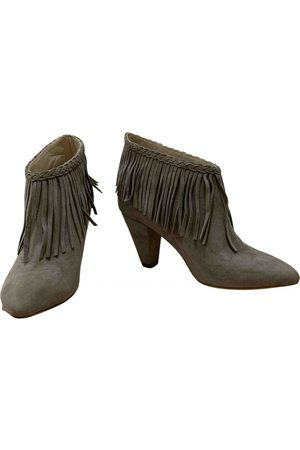 ANINE BING \N Suede Ankle boots for Women