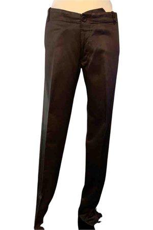 Rick Owens Women Pants - \N Cotton Trousers for Women