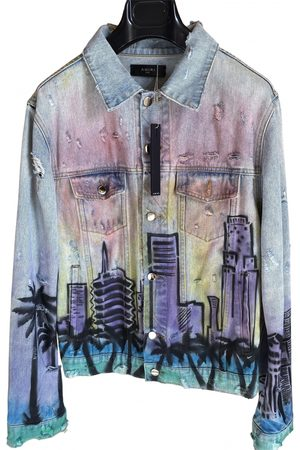AMIRI \N Denim - Jeans Jacket for Men