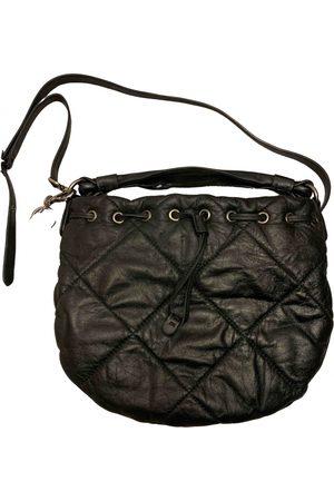 Moncler \N Leather Handbag for Women