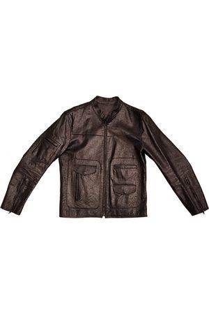 Neil Barrett VINTAGE \N Leather Jacket for Men