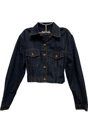 Jean Paul Gaultier \N Denim - Jeans Jacket for Women