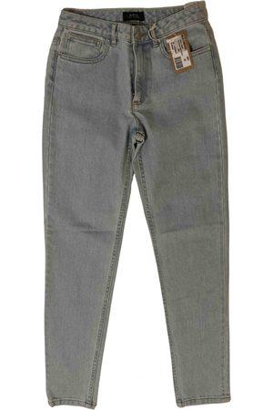 A.P.C. High Standard Denim - Jeans Jeans for Women